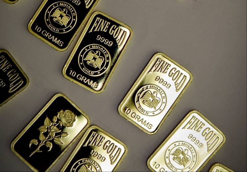 'Safe' investments like gold were hit hard in 2013