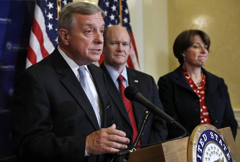 Kane County not eager to give Durbin election security info