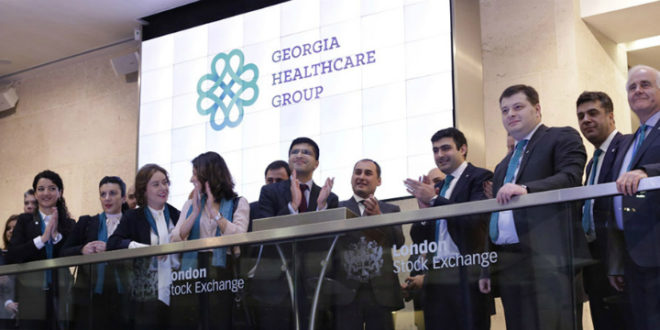 BGEO Sold Georgian Healthcare Group Shares